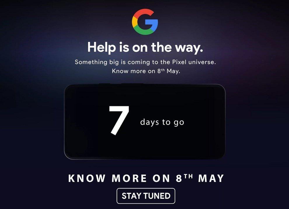 Google Pixel 3A India launch date