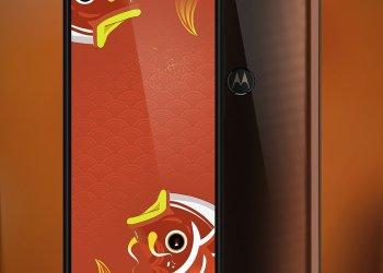 Moto P50 launch teaser