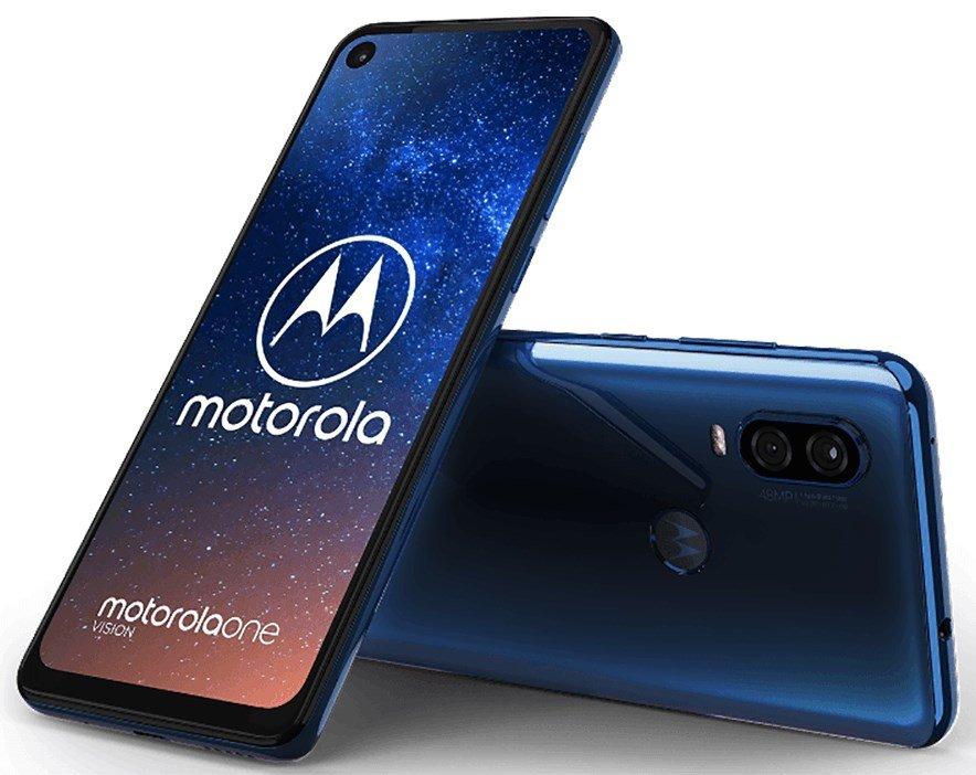 Motorola One Vision specs