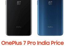 OnePlus 7 Pro India prices leaked