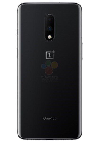OnePlus 7 leaked renders