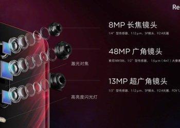 Redmi K20 Pro cameras