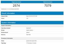 Redmi K20 benchmark