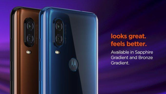 Motorola One Vision India