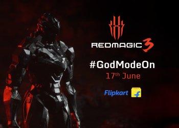 Nubia Red Magic 3 India launch date