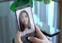 Xiaomi in-display camera
