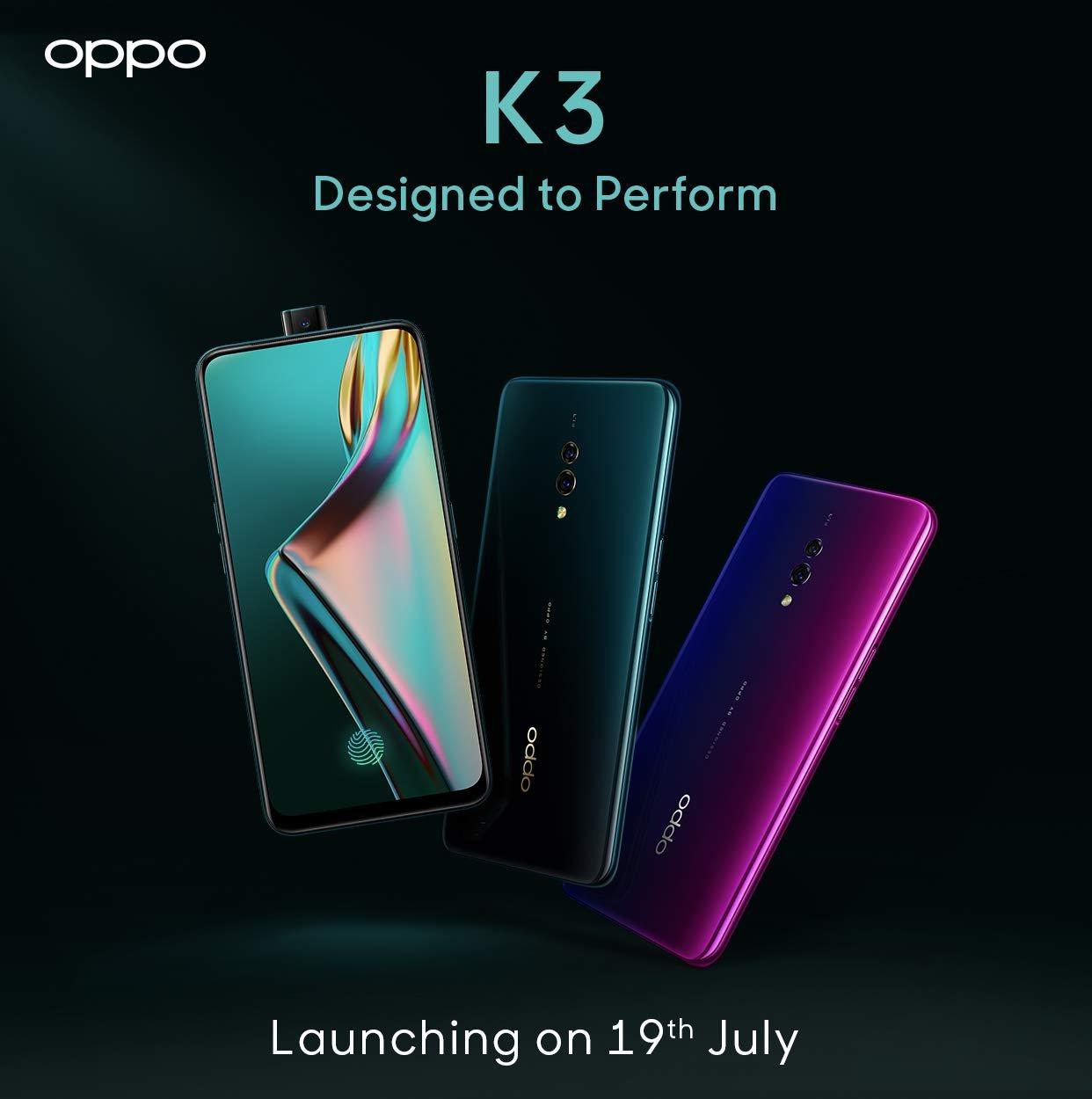 Oppo K3 Amazon India