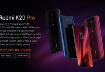 Redmi K20 Pro price in India