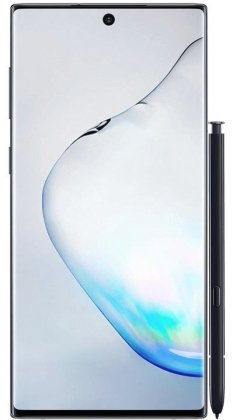Samsung Galaxy Note10 leaked press renders