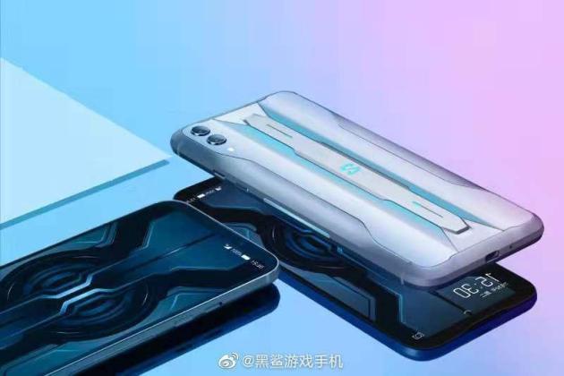 Xiaomi Black Shark 2 Pro colours