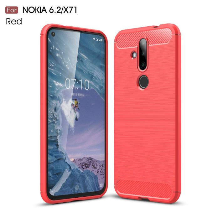 Nokia 6.2 cases leaked