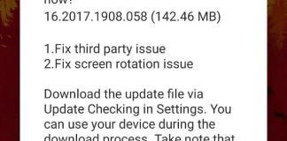 ASUS Zenfone Max Pro M1 WW-16.2017.1908.058 Update 2