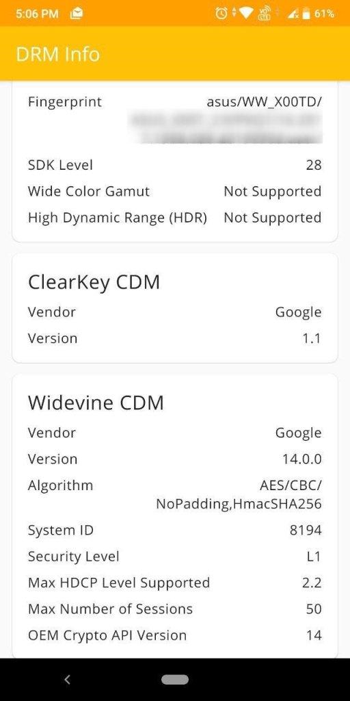 ASUS Zenfone Max Pro M1 WW-16.2017.1908.058 Update 4