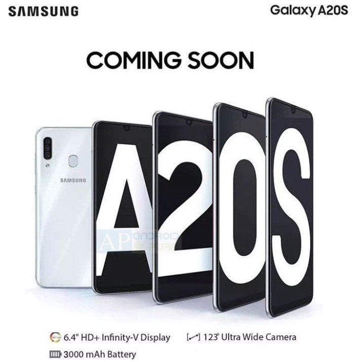 Samsung Galaxy A20s Specs Exclusive: Samsung Galaxy A20s Renders, Specifications leak; confirm triple camera 1