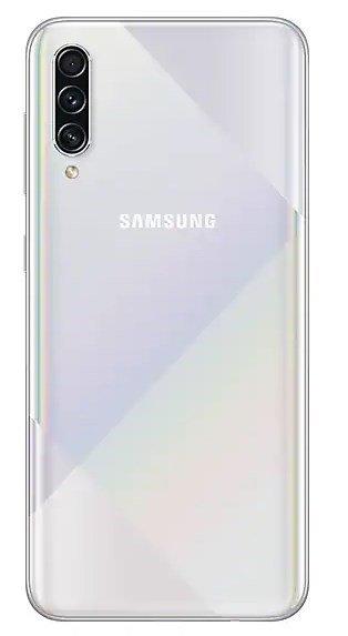 Samsung Galaxy A50s cameras