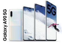 Samsung Galaxy A90 5G official