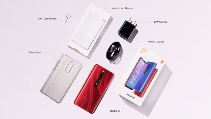 Redmi 8 box contents Redmi 8 launched in India; It's the Redmi 8A with dual cameras and more memory 2