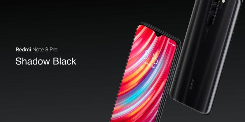 Redmi Note 8 Pro Shadow Black