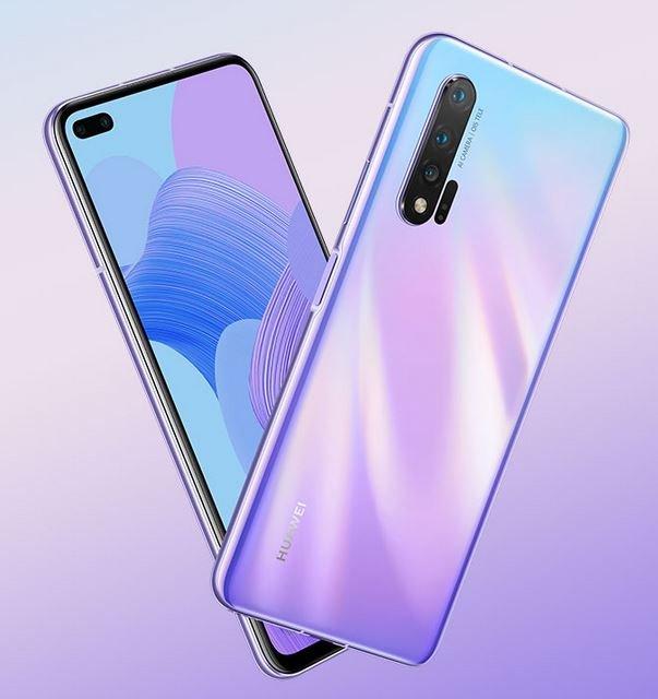 Huawei Nova 6 and Nova 6 5G