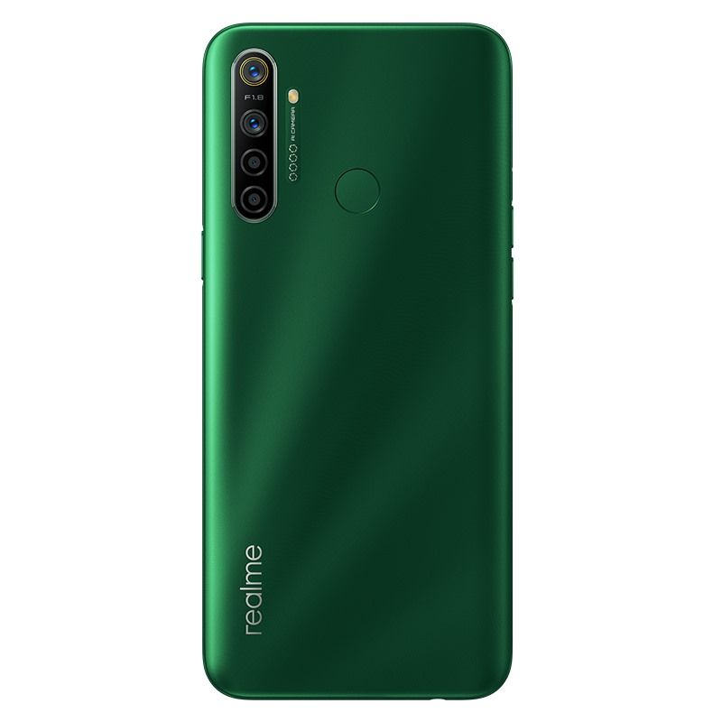 Realme 5i Green Cameras