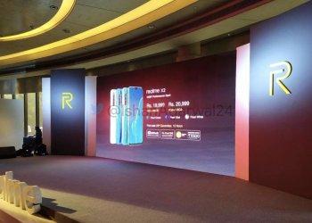Realme X2 price in India leaked