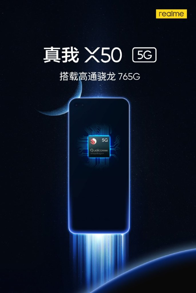 Realme X50 5g Specs Processor