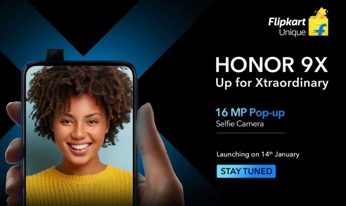 Honor 9x India Launch Date
