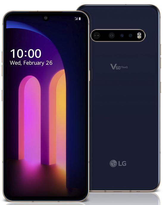 LG V60 ThinQ announced
