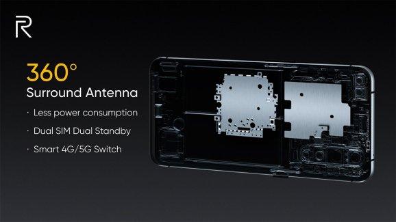 Realme X50 Pro 5G connectivity