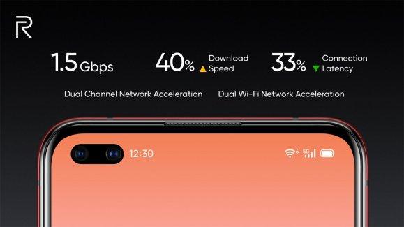 Realme X50 Pro 5G vs 4g speeds