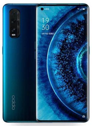 Oppo Find X2 Blue