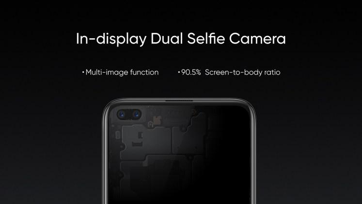 Realme 6 Pro selfie camera