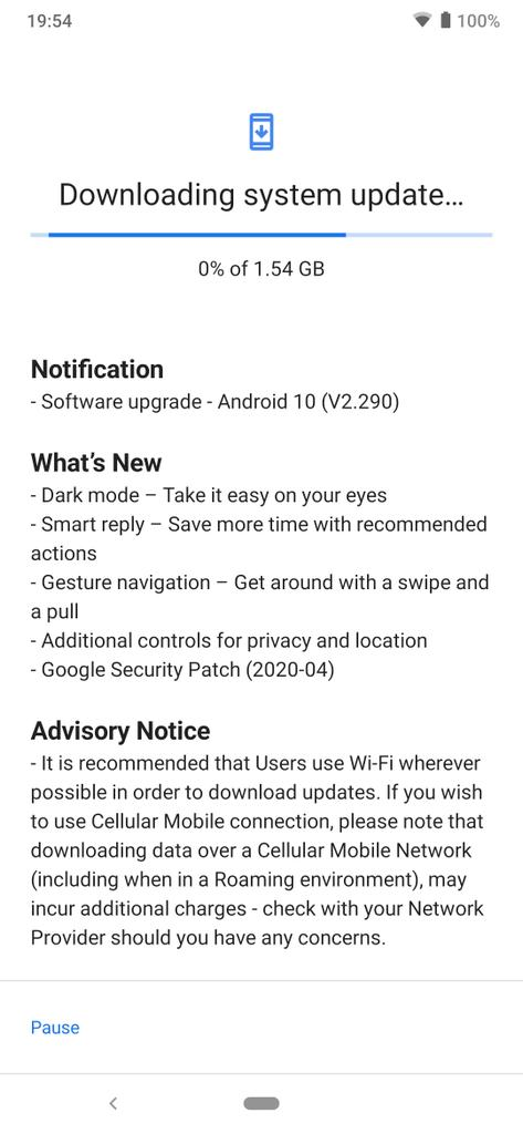 Android 10 Update For Nokia 6.2