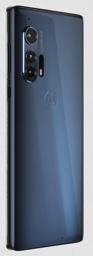 Motorola Edge+ Cameras