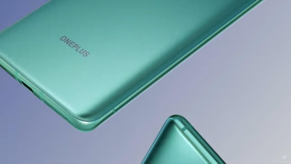 Oneplus 8 Glacial Green Colour