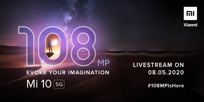Mi 10 India Launch Date