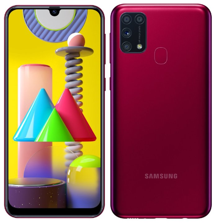 Samsung Galaxy M31s and Galaxy M51
