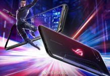 ASUS ROG Phone 3 leaked teaser image