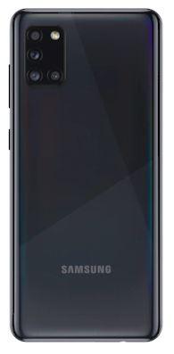 Samsung Galaxy A31 cameras