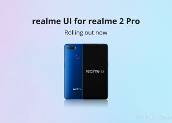 Android 10 Update for Realme 2 Pro with realme UI