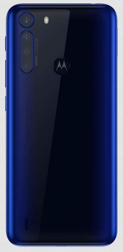 Motorola one fusion ocean blue