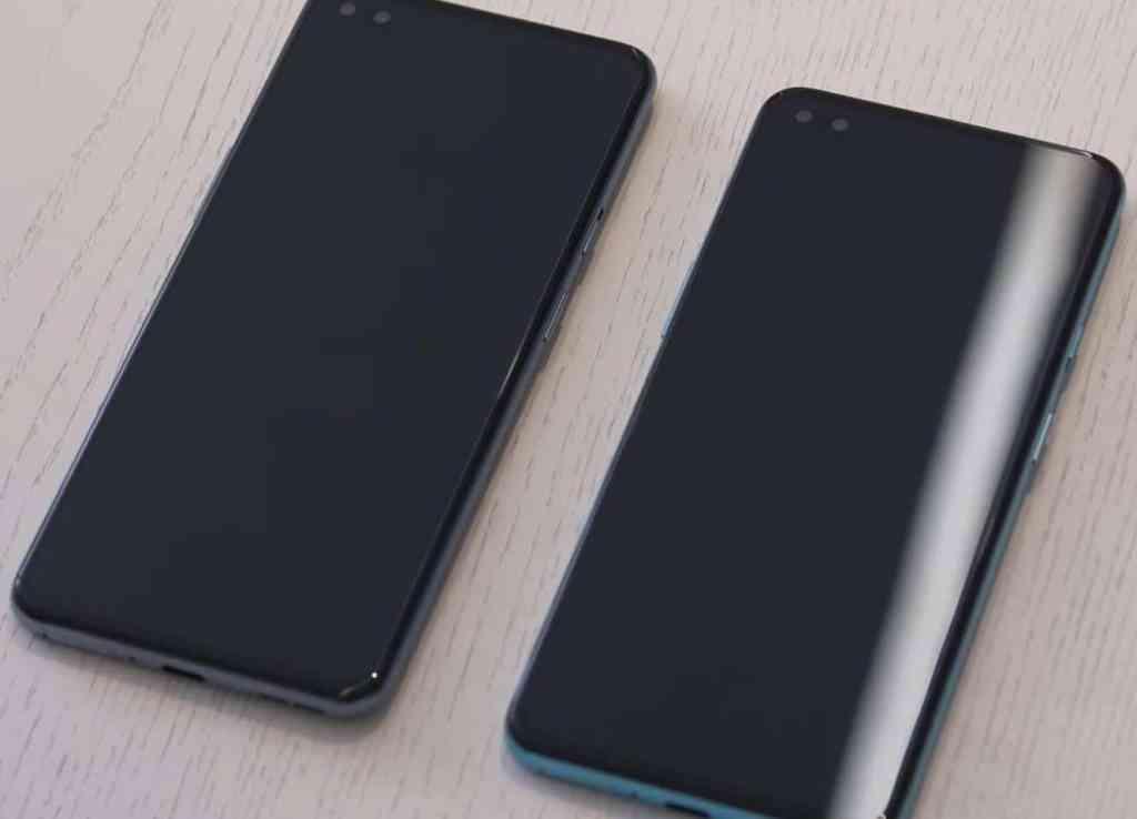 OnePlus Nord design display