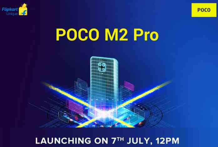 Poco M2 Pro Launch Date official