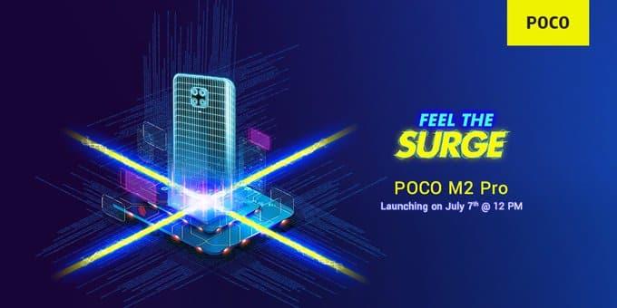 Poco M2 Pro Launch Date
