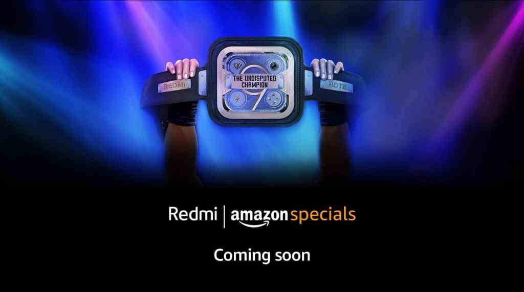 Redmi Note 9 launch teased in India