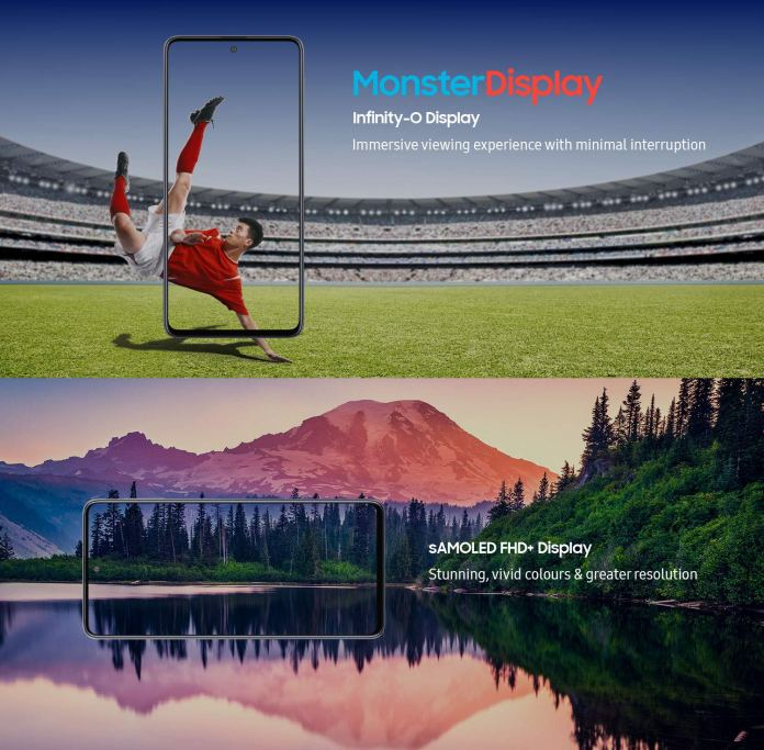Samsung Galaxy M31s India launch