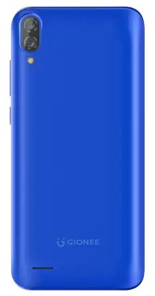 Gionee max royal blue