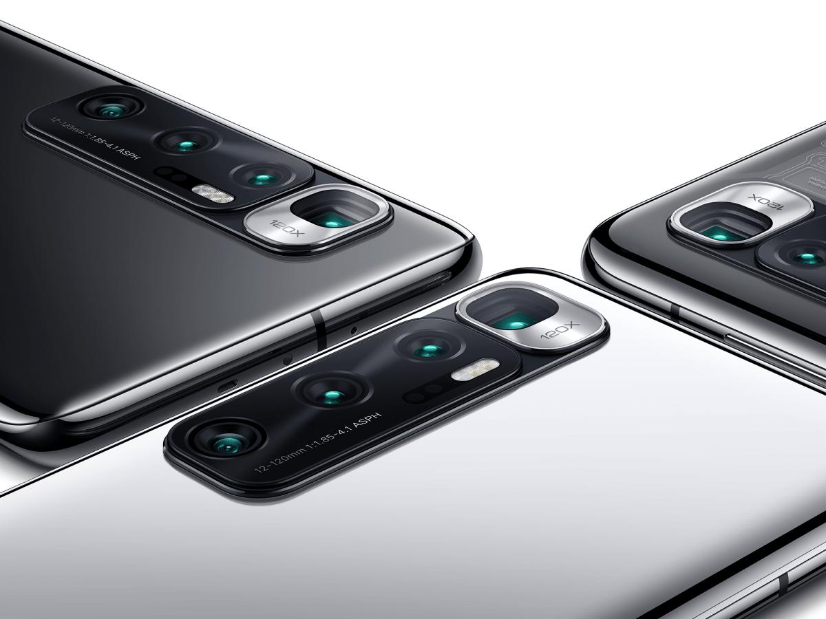 Xiaomi Mi 10 Ultra cameras