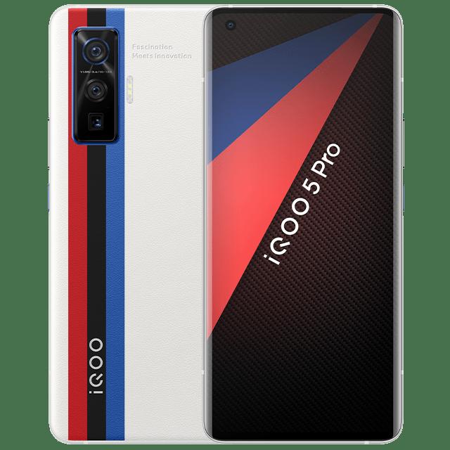iQOO 5 Pro colours