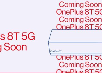 OnePlus 8T 5G India launch date teaser